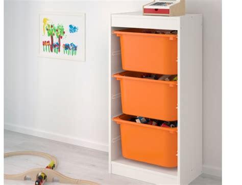chambre enfants fille meubles de rangements pour jouets enfants ikea