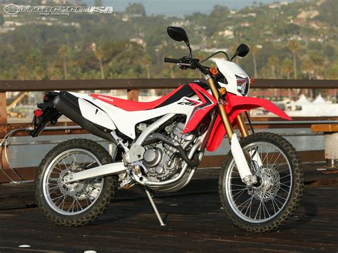 2013 Honda Crf250l First Ride Photos