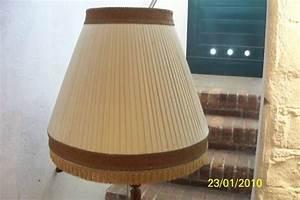 Lampenschirm Für Stehlampe : lampenschirm m borte oben u unten f stehlampe in lamellenoptik in berlin sonstige ~ Orissabook.com Haus und Dekorationen