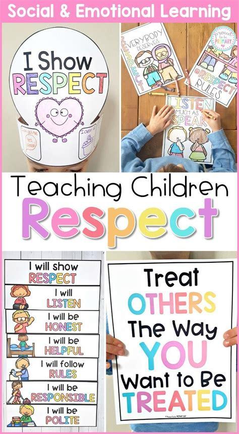 respect gratitude social emotional learning