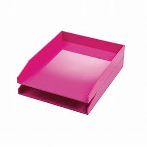 avery colorstak letter tray cool pink pack of 2 cs103 With pink letter tray