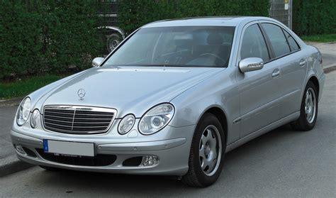 Equipements d'origine avantgarde vs elegance. Mercedes Benz MB W211 E-Class   E-Class   Mercedes ...