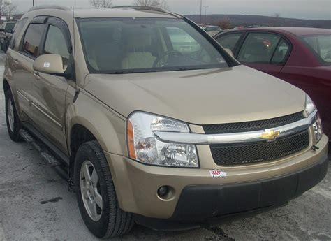 2006 Chevrolet Equinox  Information And Photos Momentcar