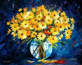 Famous Painting Yellow Flowers