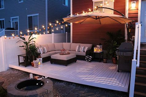 Home Depot Deck Design Pre Planner by 15 Small Large Deck Ideas That Will Make Your Backyard