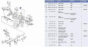 Quattroworld Com Forums  One Rear Brake Caliper R  U0026 R