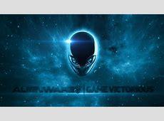 Alienware Logo Blue 4K UHD Wallpaper #836
