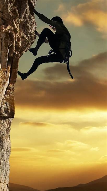 Extreme Sport Wallpapers Sports Climbing Sun Background
