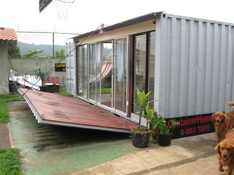 shipping container developed  secure south american