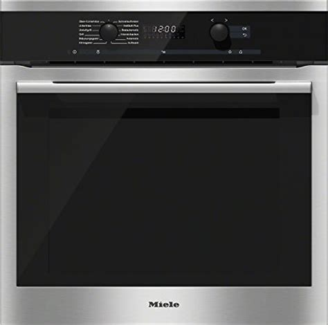 Miele Backofen Mit Backwagen by Miele H6167b D Edst Clst 230 50 Backofen Test 2019