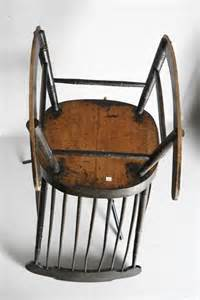 68 decorated hitchcock rocking chair connecticut 183 lot 68