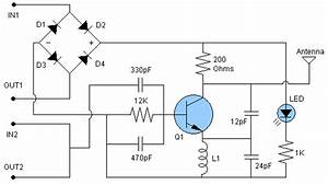 fm telephone transmitter circuit diagram With led light simple circuit diagram fully stocked led lighting store