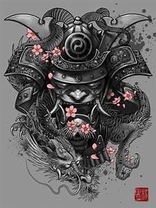 Demon Japonais Dessin : 30 samurai wallpapers hd free download ~ Maxctalentgroup.com Avis de Voitures