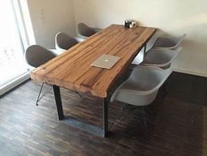Holztisch Massiv Gebraucht : 1000 ideas about esstisch eiche on pinterest dining room tables kitchen tables and eiche ~ Markanthonyermac.com Haus und Dekorationen