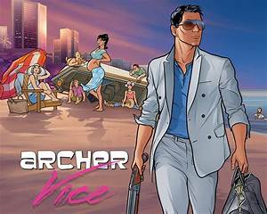 Archer Vice: Everything New Is New Again - Deadshirt