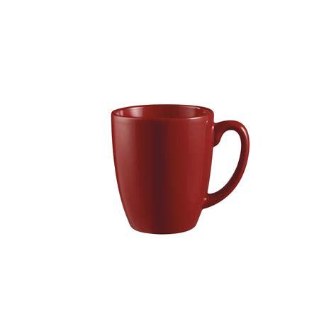 corelle amazon dinnerware livingware piece service mugs ruby stoneware mug