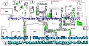 Skematik Diagram Samsung Galaxy Y Gt-s5360