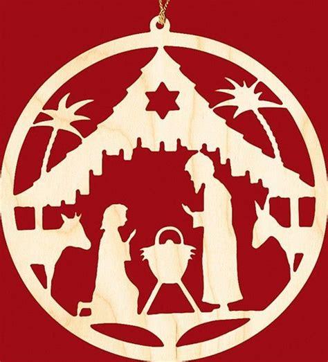 Fensterdeko Weihnachten Scherenschnitt by Fensterbild Weihnachten Christgeburt Rund Stencils