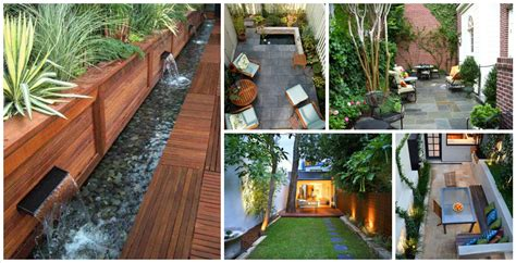 place decor 14 chic ideas for cool narrow and long outdoor place decor top inspirations
