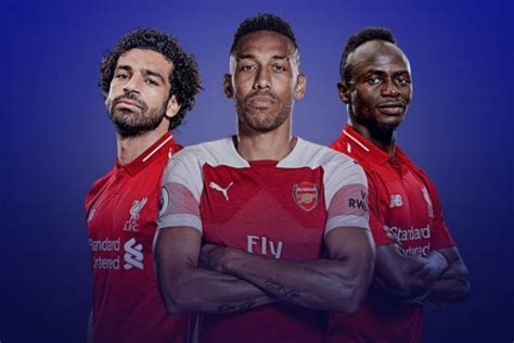 Auba, Mane, Salah share EPL golden boot in all Africa ...