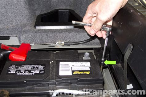 Bmw Z3 Battery Replacement And Connection Notes