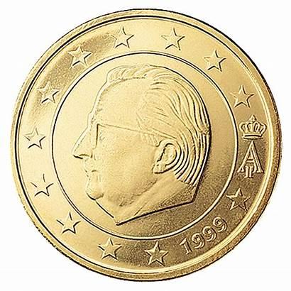 Euro 1999 Coin Cent Coins Belgium Enlarge