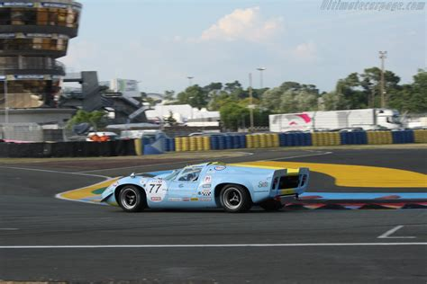 Lola T70 Mk3 Coupe - Chassis: SL73/132 - Driver: Toni ...