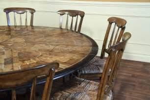 Raymour And Flanigan Formal Dining Room Sets by Solid Walnut Oyster Inlaid Jupe Table Ebony Expandable