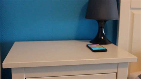 Qi Nightstand by Qi Nightstand Charger