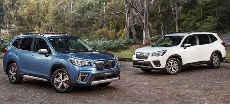 subaru forester pricing  features