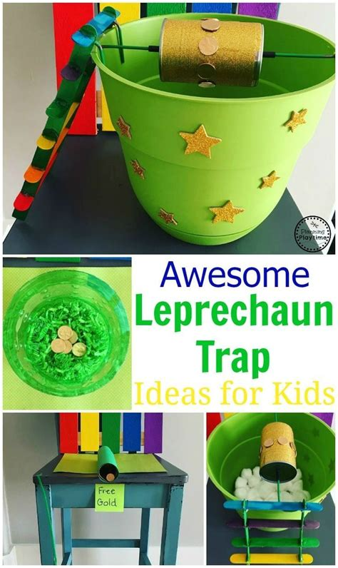 601 best images about rainy day for on 199 | ae359f46b760548ef73861fa587a3250 leprechaun trap fun stuff