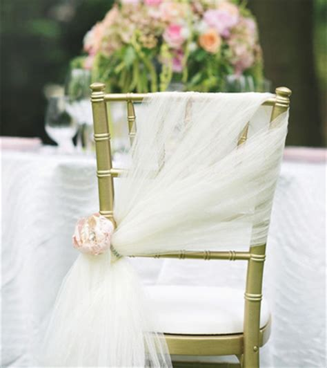 20 inspring and affordable wedding chair decorations