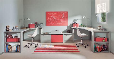 bureaux ado bureau ado avec coffre de rangement gris koala