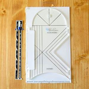 versatool template quilting designs with rulers With quilters rulers and templates