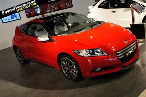 Honda Cr-z Euro Price Revealed