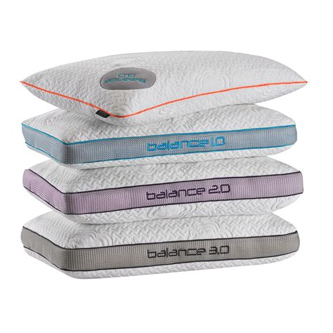 Bedgear Pillow by Bedgear Balance Series Performance Pillows Metro Mattress