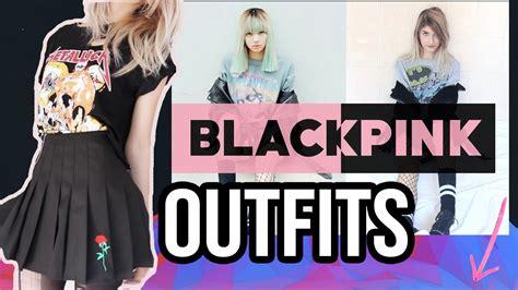 imitando outfits de blackpink outfits kpop youtube