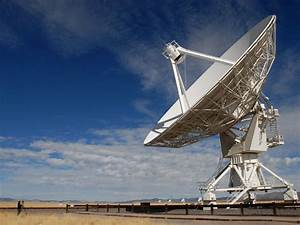 APOD: 2006 November 29 - A Big Dish at the VLA Radio ...