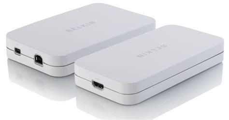 Belkin Av360 Converts Hdmi To 27″ Imac Mini Displayport