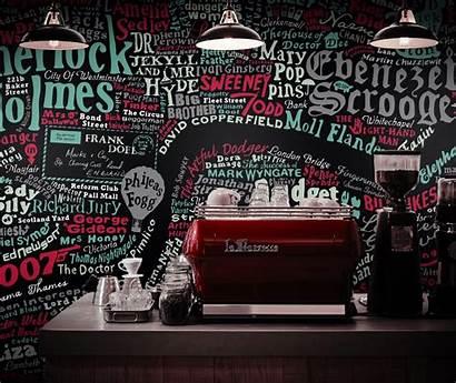 Coffee Keren Stylish Cafe Cool Interior Keberhasilan