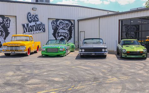 Garage  Gas Monkey Garage  Richard Rawlings  Fast N Loud