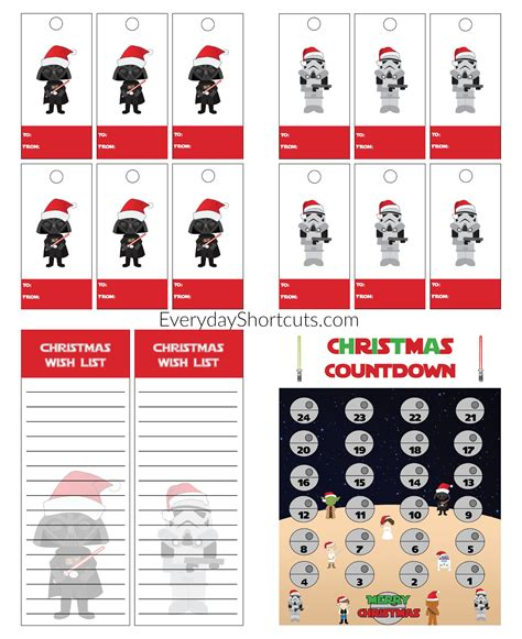 Star Wars Gift Tags Pictures To Pin On Pinterest Pinsdaddy
