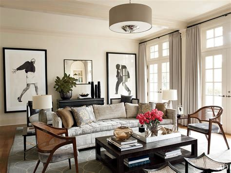 Gray Living Room Ideas Photos  Architectural Digest