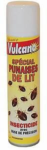 Produit Contre Les Punaises De Lit : anti punaises de lits vulcano ~ Dailycaller-alerts.com Idées de Décoration
