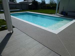 realisations sol resine gironde 33 sol mineral sol With revetement tour de piscine 4 allee de garage