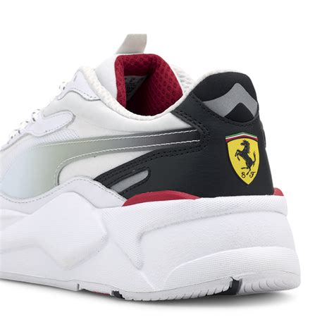 Puma ferrari trainers are light weight hence easy to run in and do all kinds of physical work conveniently. PUMA Unisex Scuderia Ferrari Race RS-X³ Sneakers | eBay