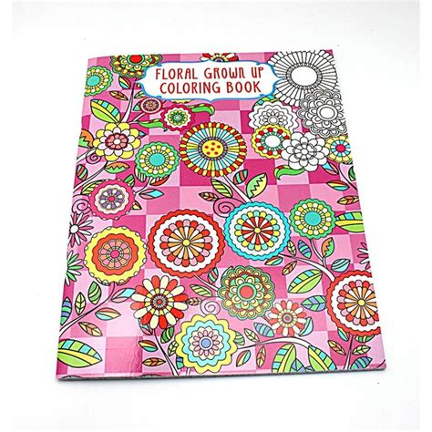 4 pack calming art therapy adult coloring books