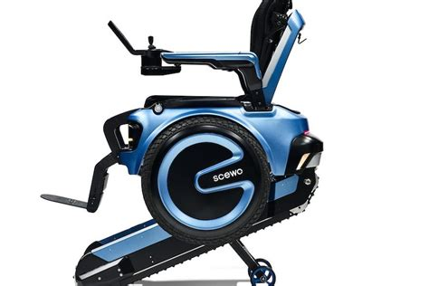 scewo  st century electric wheelchair  smoothly
