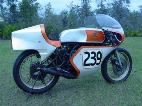 Vintage Racer! 1978 Yamaha Tz250-e Production Racer