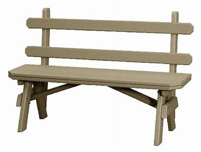 Furniture Benches Garden Poly Pa Outdoor